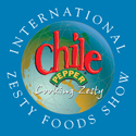 International Zesty Food Show Logo